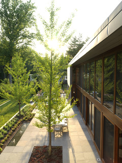 Woodvalley House - Contemporary - Exterior - Baltimore - by Ziger/Snead Architects