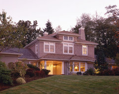 Woodway Residence traditional-exterior