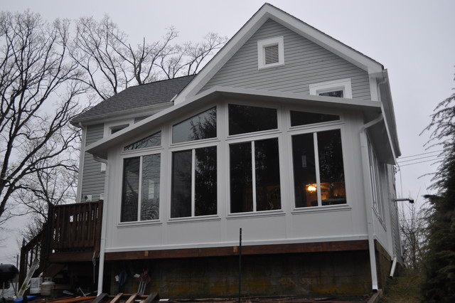 Wright's Sunroom traditional-exterior