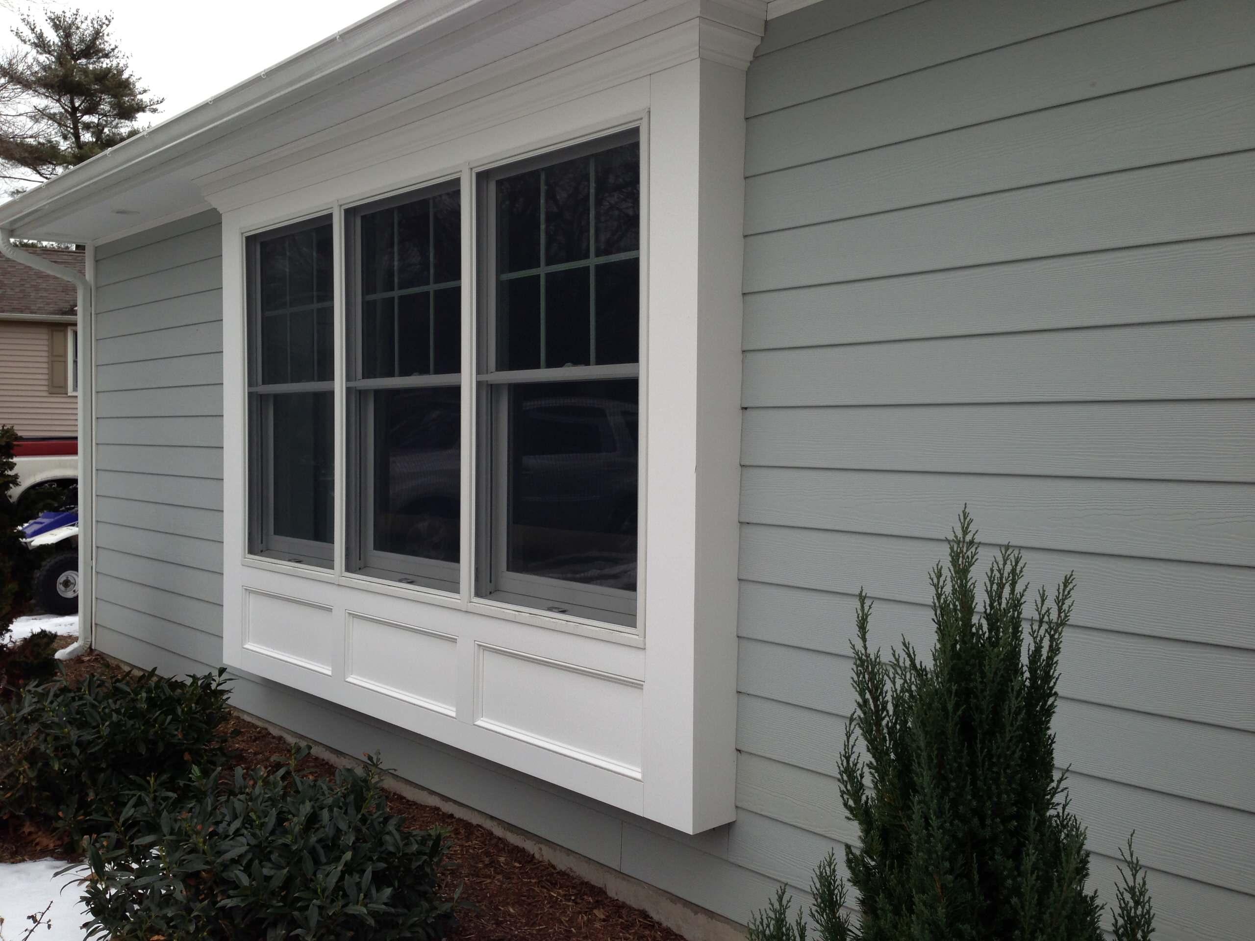 Box Bay Window   Houzz