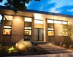 York Street Residence modern-exterior