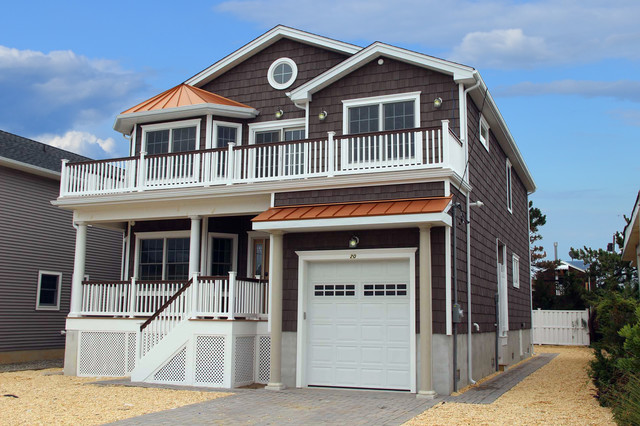 Zarrilli modular homes at the jersey shore for Modular home plans nj