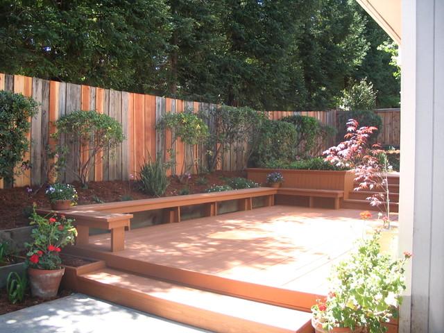 Zen Outdoor Project asian-exterior
