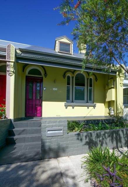 zen 39 s house victorian exterior sydney by zugai strudwick