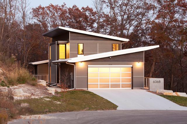 Zumbro Zen Modern Exterior Minneapolis By SALA
