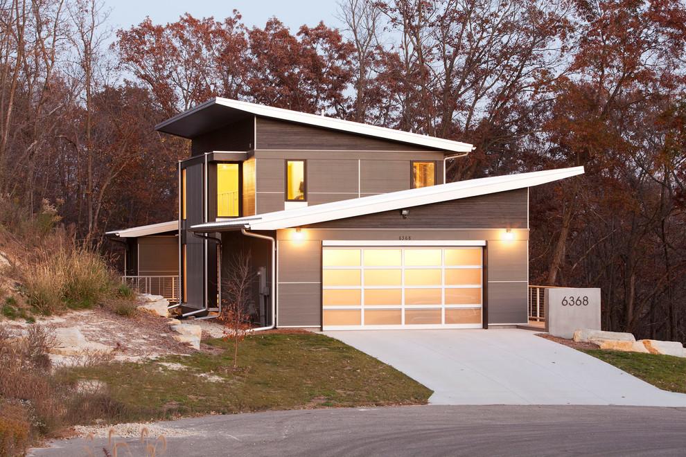 Zumbro Zen Modern Exterior Minneapolis By Sala Architects