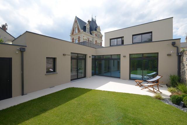 Agencement et décoration d\'une maison contemporaine - Contemporain ...