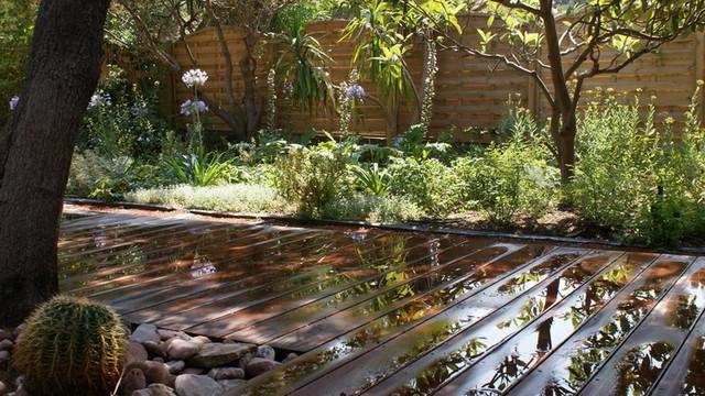 Design d 39 un jardin contemporain marseille - Jardin contemporain design saint denis ...