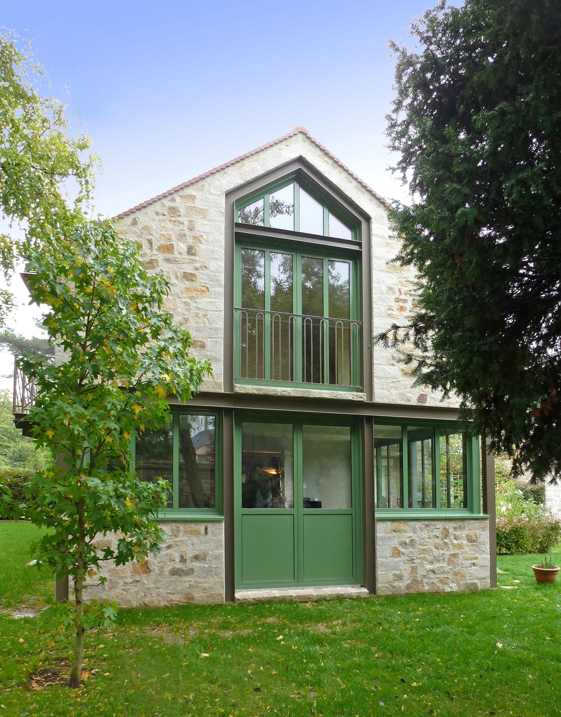 Extension de maison (Seine-et-Marne)