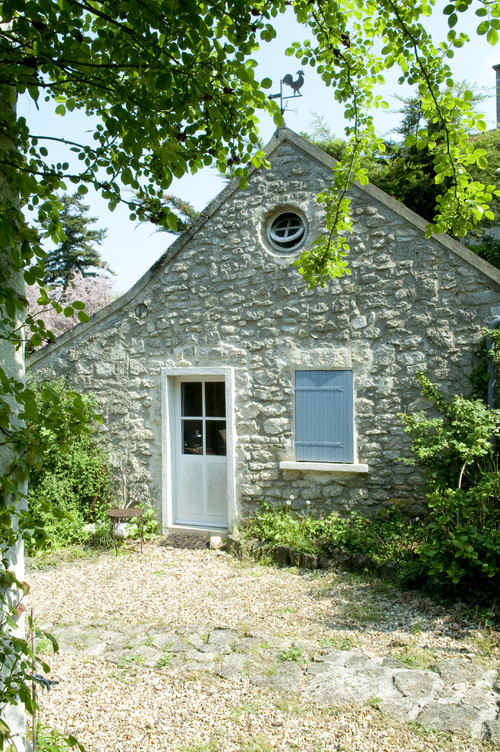 A joyful cottage april 2016 - Rideaux maison de campagne ...