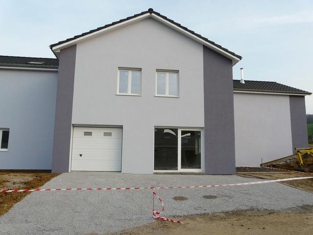 Isolation des murs finition cr pis gr s for Ravalement maison couleur