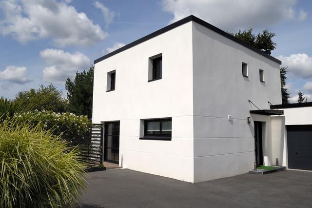 Ma maison cubique for Maison cubique minimaliste