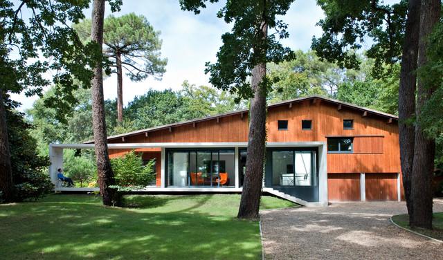 maison architecte hossegor