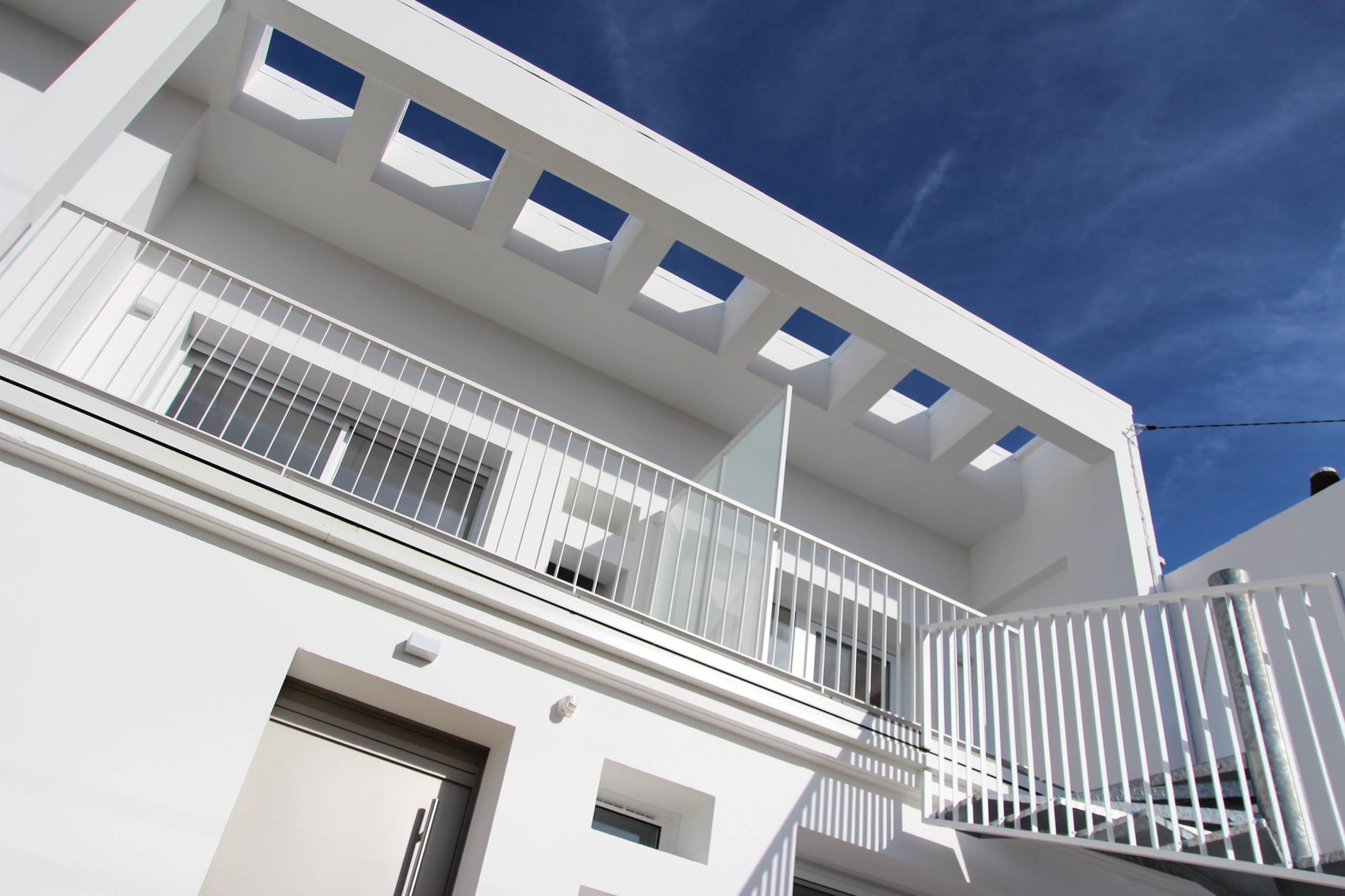 Maison HU2 - rénovation d'une maison individuelle