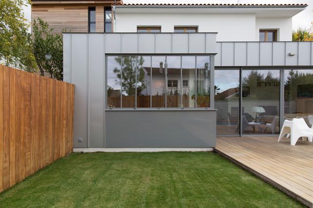 Maison R- Rénovation et extension d\'une maison des années 60 ...