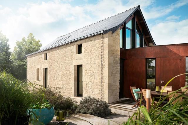 R novation quand un permis de construire est il for Permis de construire architecte obligatoire