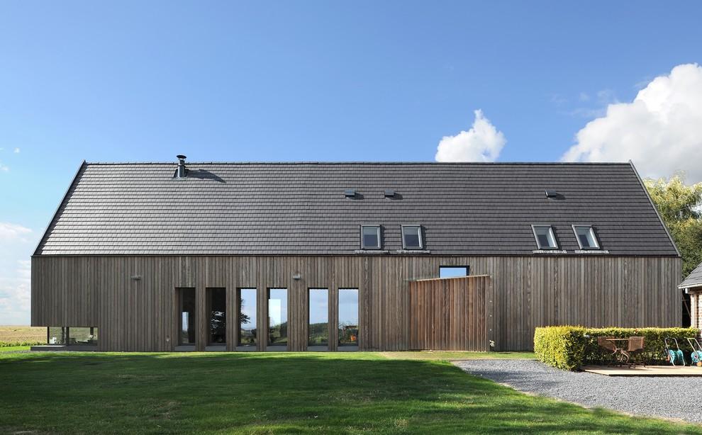 Rénovation basse énergie d'une habitation - Mourcourt