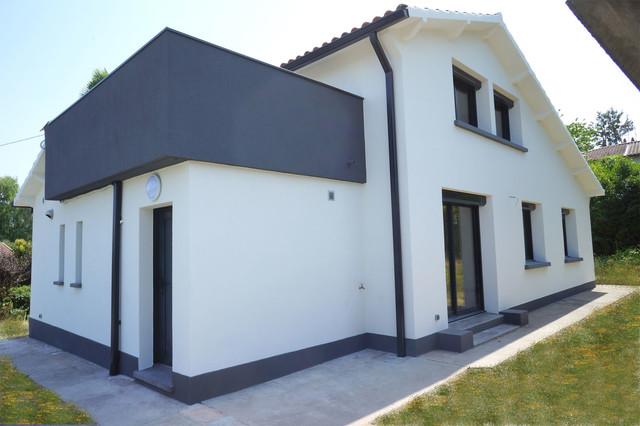 Rénovation d\'une maison des années 60 à Toulouse Blagnac (31 ...