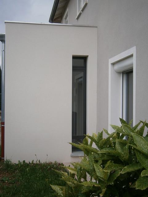 R novation et extension d 39 une maison for Interieur design epagny