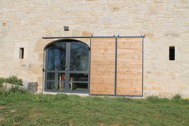 r novation grange lot maison m1. Black Bedroom Furniture Sets. Home Design Ideas