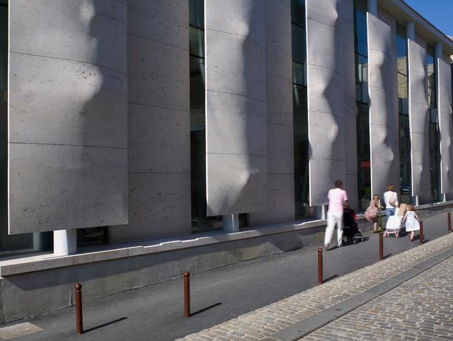 Restructuration des façades de l\'Ecole des Beaux Arts à Versailles ...