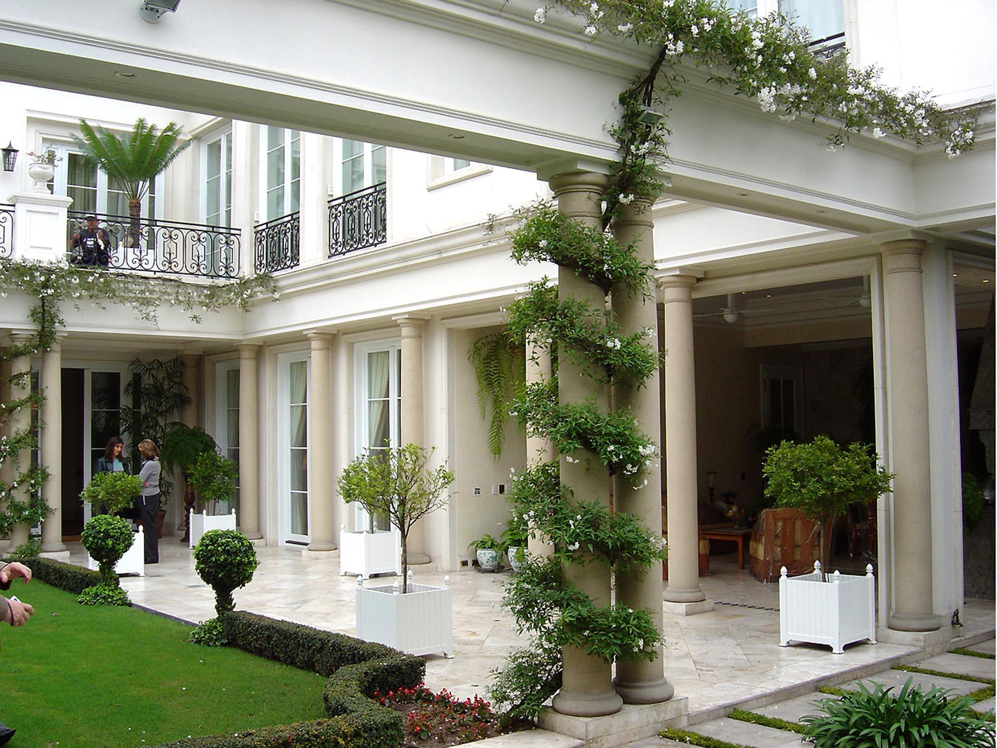 Villa au Pérou