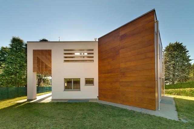 Case in legno - Contemporary - Exterior - Milan - by Galimberti ...