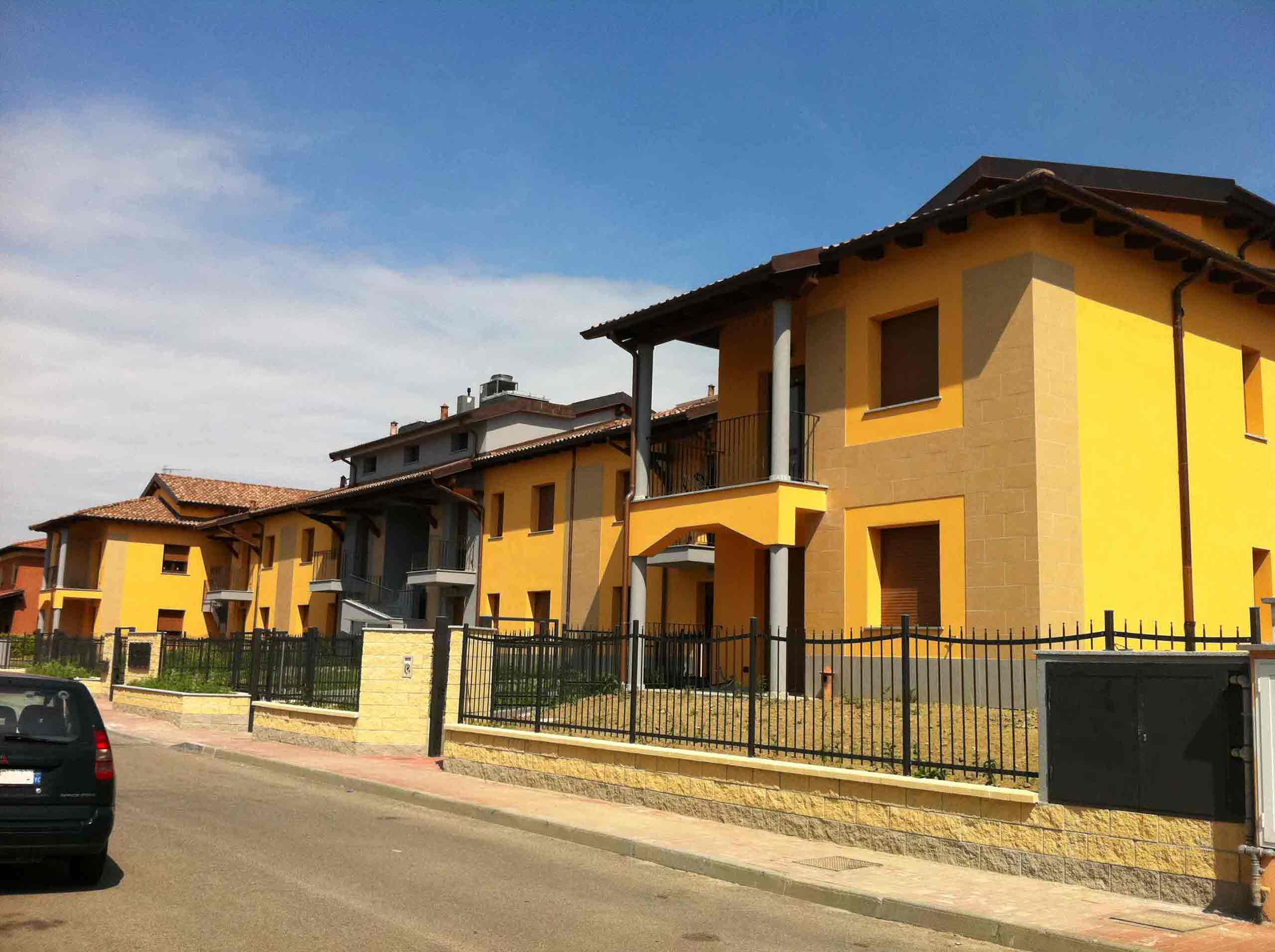 I Castagni - nuovo condomnimio residenziale