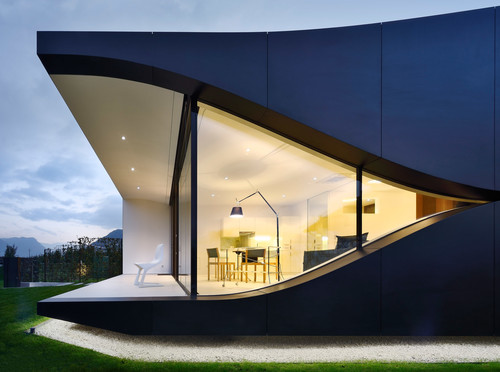 Mirror Houses by Arch Peter Pichler