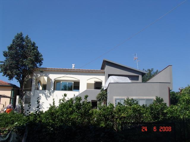 Villa unifamiliare da recupero villetta di villeggiatura anni '60