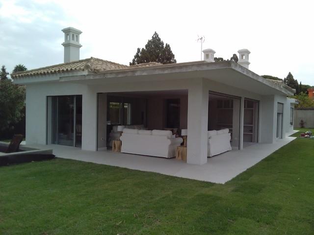 casa de playa en cadiz casa de campo fachada - Fachadas De Casas De Campo