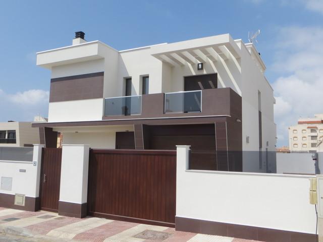 Construcci n vivienda unifamiliar de dise o moderno en - Viviendas unifamiliares modernas ...