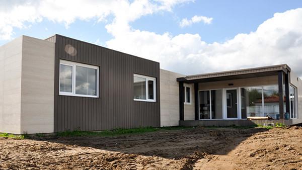 Proyectos Finalizados: Casa Cube De 150 M2 En L Modern Haeuser