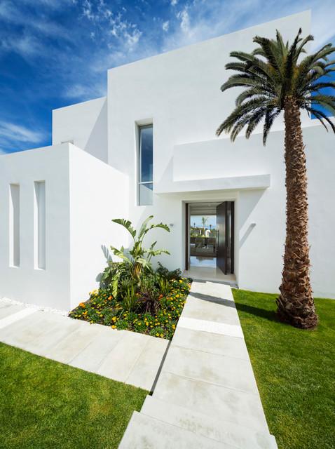 Real Estate moderne-facade
