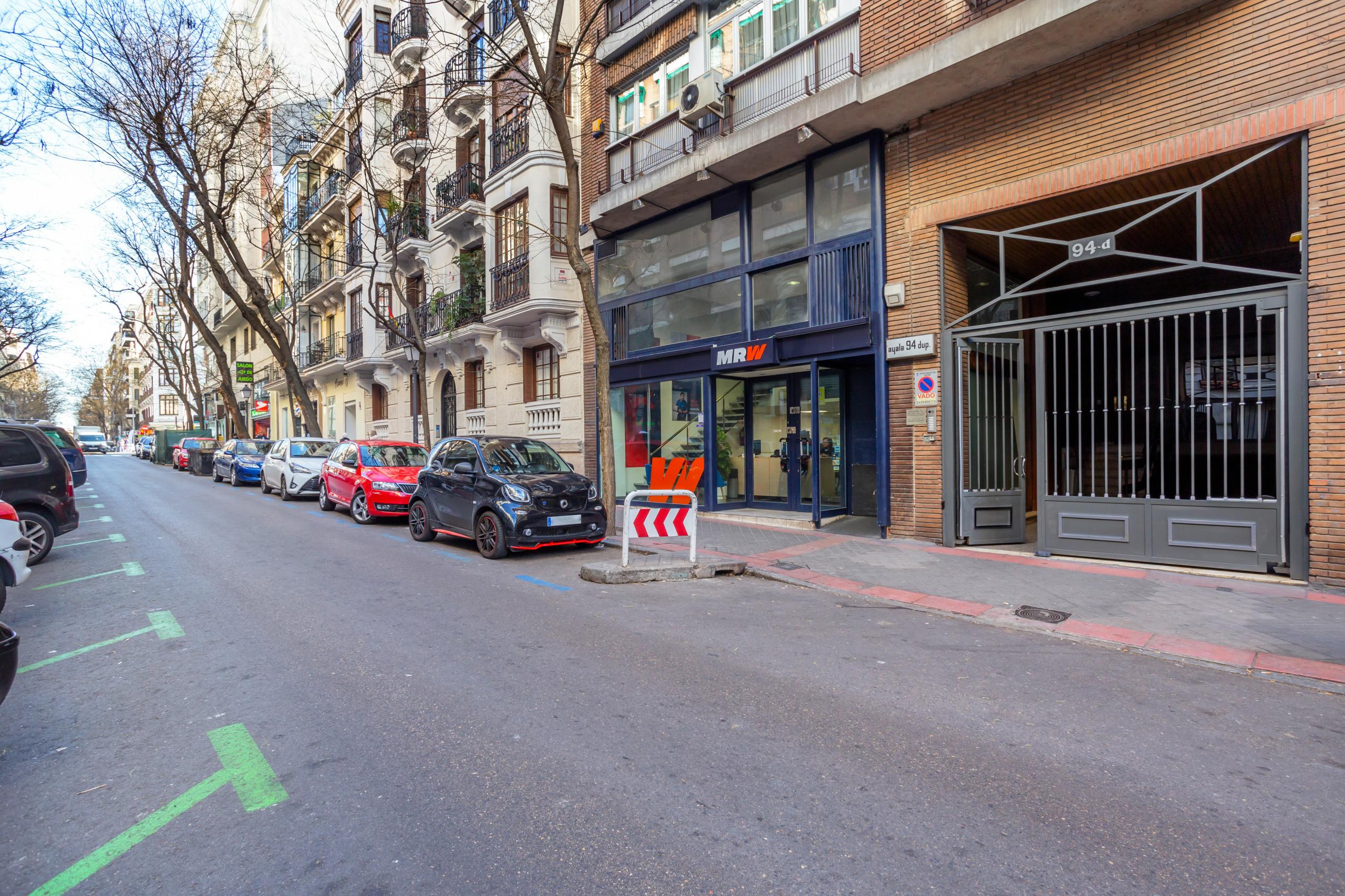 Reforma integral de piso en Calle Ayala