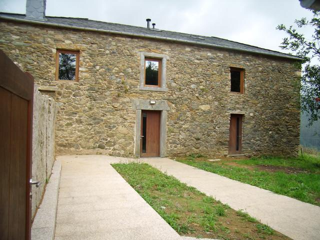 Rehabilitaci n casa rural para hotel de monta a - Rehabilitacion casa rural ...