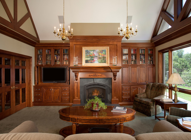 01 - Highland, Utah Residence traditional-family-room