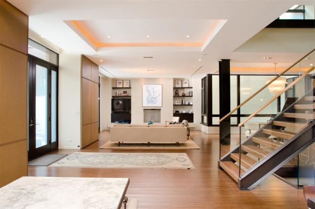 2. Chicago Renovation contemporary-family-room
