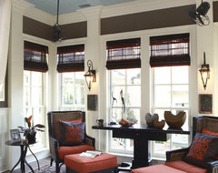 2006 Southern Living Idea House Sunroom Daniel Island traditional-family-room