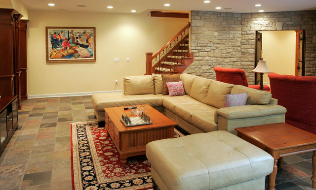 2008 Tour of Remodeled Homes - Whole Home Remodel contemporary-family-room