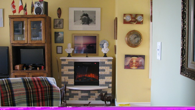 2011 eclectic-family-room