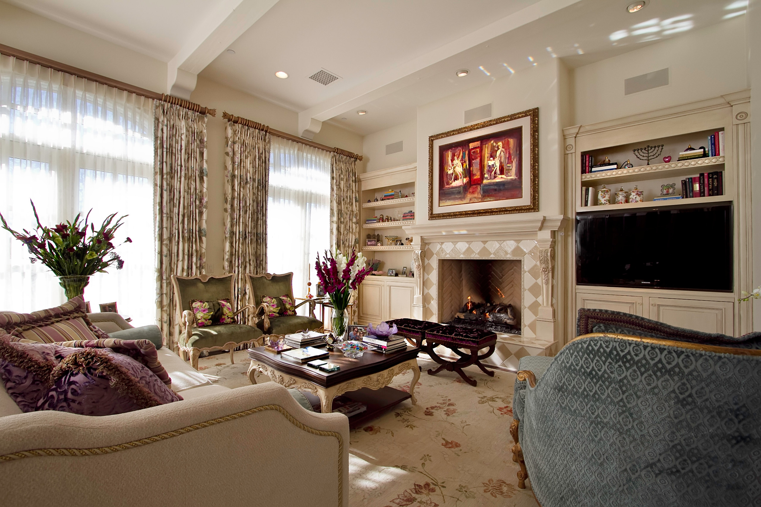 * 2011 THIRD PLACE - ASID - RESIDENTIAL * Scottsdale Elegance