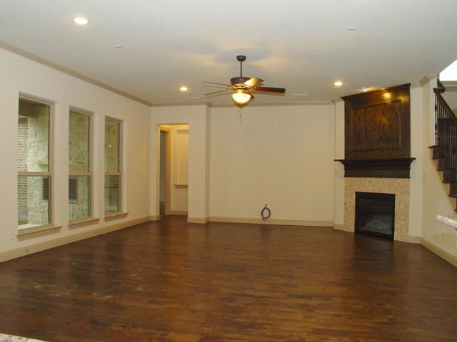 6911 Gaston- Family Room traditional-family-room