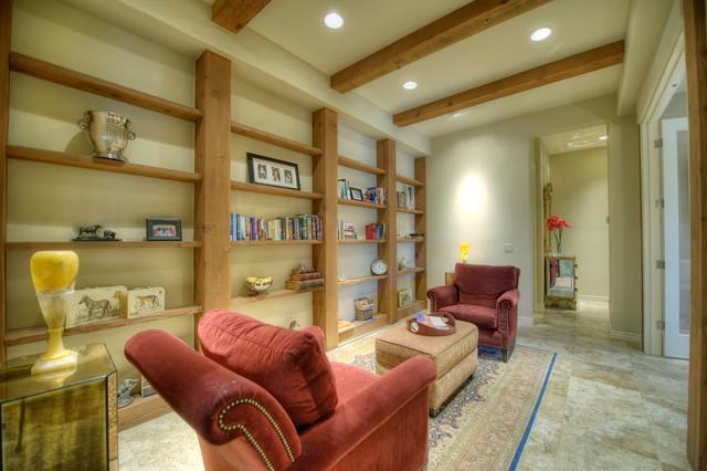 9280 E Thompson Peak Parkway #13 traditional-family-room