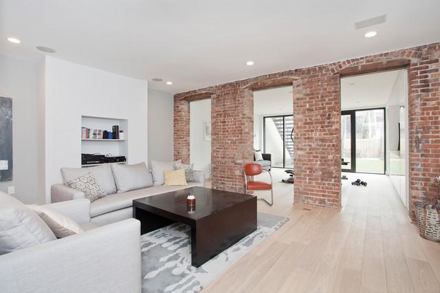 Stenen Muur Interieur : Interieur met bakstenen muur perfect leuk slaapkamer appartement