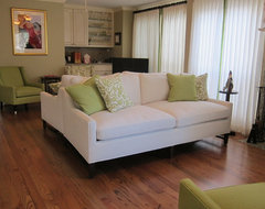 A Houston Heights House traditional family room