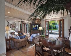A' La Mer - Family Room tropical-family-room
