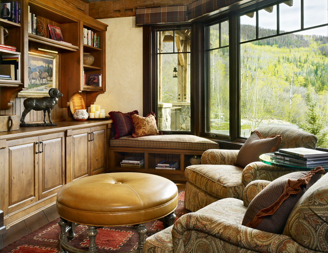A mountain retreat for the whole family steamboat for The family room denver