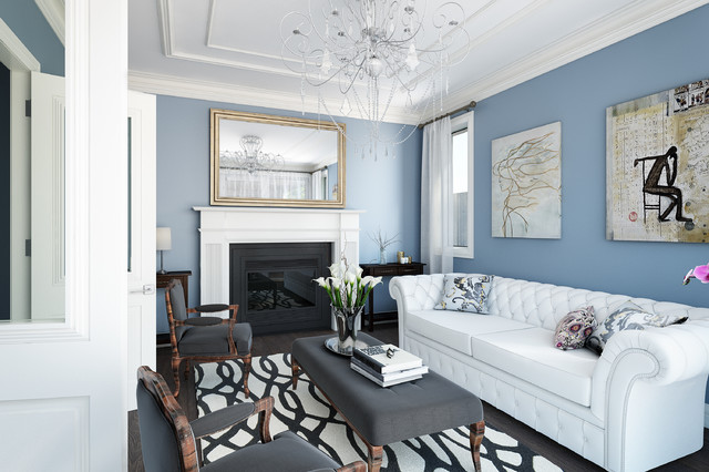 Aberfeldie Project traditional-family-room
