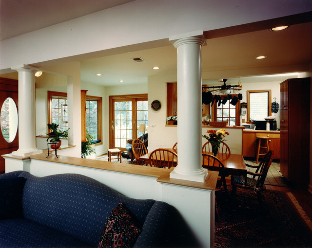 Additions by Glickman Design Build family-room